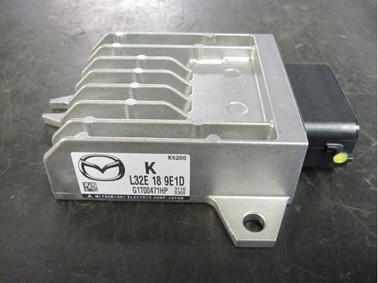 Picture of 2006 Mazda 3 2.3L Transmission Control Module (PCM)