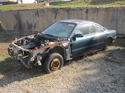 Picture of 1996 Mazda MX-6 USED PARTS (#320)