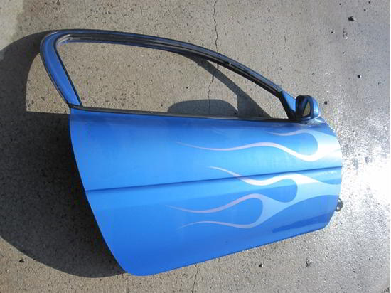 Picture of MX3 Shaved Door Shells & MAZMART - Serving The Mazda Community Since 1980   New u0026 Used Mazda ...