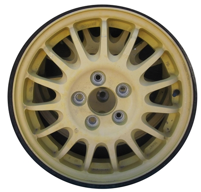 Picture of Aluminum Temporary Wheel for FD RX-7