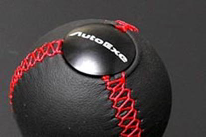 Picture of AutoExe Shift Knob for 2014+ Mazda 2, 3, 6, CX-3, and CX-5 with Automatic Transmission