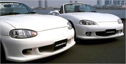 Picture of AutoExe NB-02 Front Bumper for NB MX-5